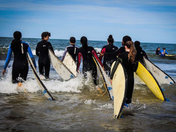 Year 9 Surf Challenge Camp